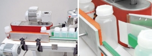 Geset Labelling Machine