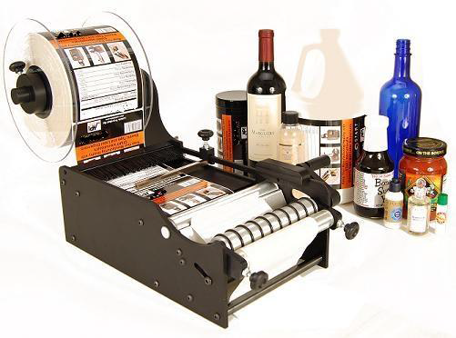 MBA01 Manual Bottle Label Applicator