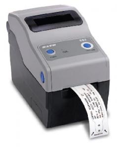SATO cg2 printer
