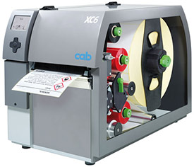 xc6 label printer