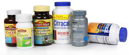 Vitamin labels