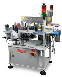 Label Applicator Weber 114