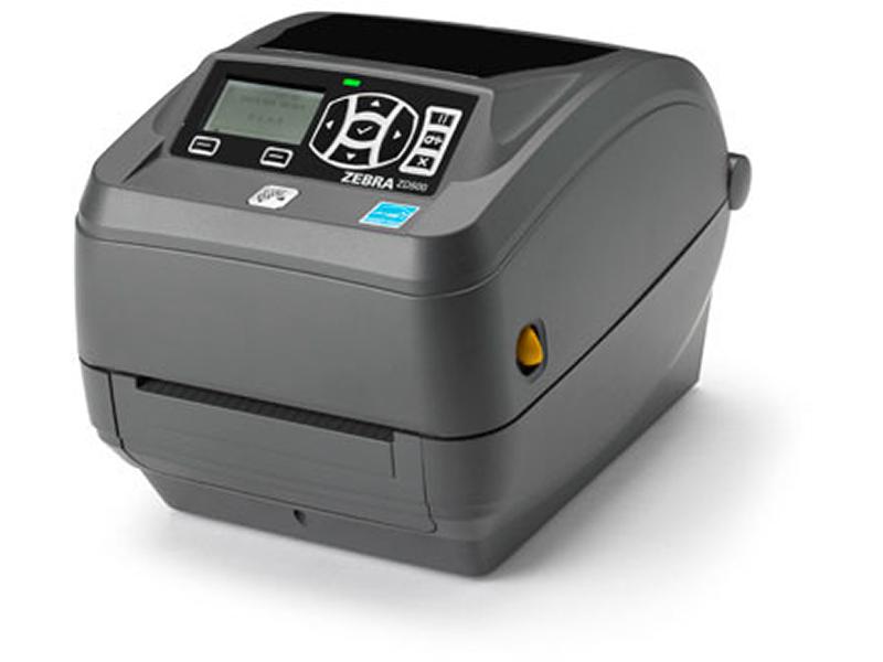 ZD500 Thermal Transfer Desktop Printer